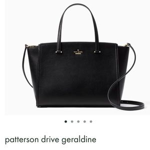 NWT Kate Spade Patterson Drive Geraldine LARGE